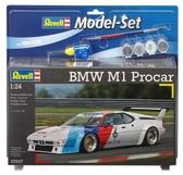 Подарочный набор с автомобилем BMW M1 Procar