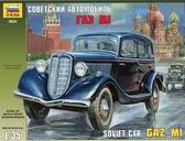 Советский автомобиль ГАЗ М1