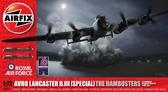 Бомбардировщик Avro Lancaster Dambusters