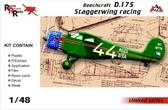 Биплан Beechcraft D.17S