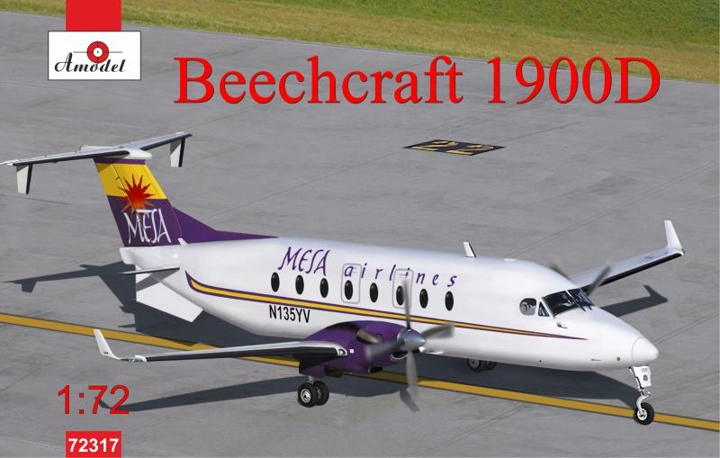 Авиалайнер Beechcraft 1900D Amodel 72317