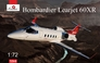 Самолет Bombardier Learjet 60XR Amodel 72349 основная фотография