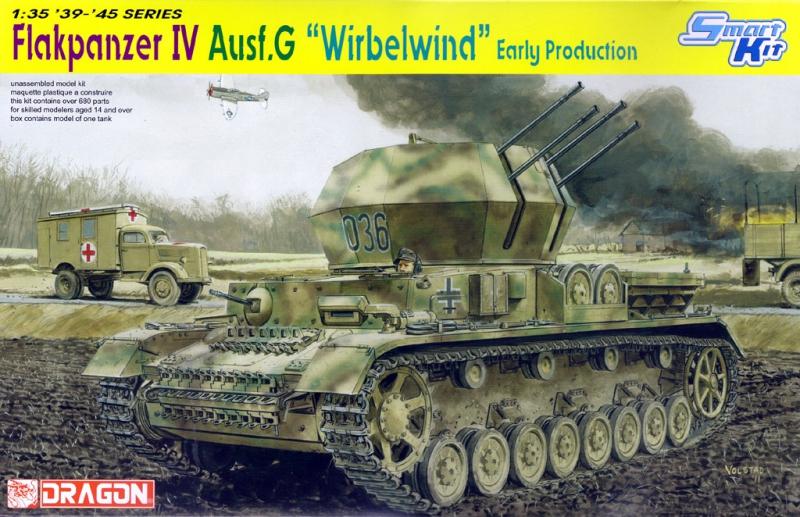 Танк Flakpanzer IV Ausf. G