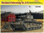 Танк Neubau-Fahrzeug Nr.3-5