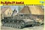 Немецкий танк Pz.Kpfw.IV Ausf.A Dragon 6747 основная фотография