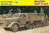 Полугусеничный грузовой автомобиль Sd.Kfz.3a Maultier от Dragon