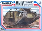 Танк Mk.IV Female