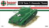 Командирский танк 43M