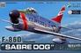 Истребитель F-86D Kitty Hawk 32007 основная фотография
