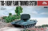 Тяжелая огнеметная система TOС-1A «Буратино»
