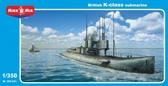 Британская подводная лодка типа K