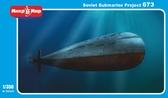 Советская подводная лодка Проект 673