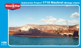 Подводная лодка Проект 1710 Mackrel