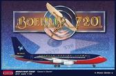 Авиалайнер Boeing 720 Caesar's Chariot