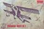 Биплан Heinkel He.51 B.1 Roden 452 основная фотография