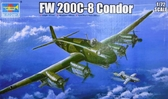 Самолет Fw200 C-8 Condor от Trumpeter