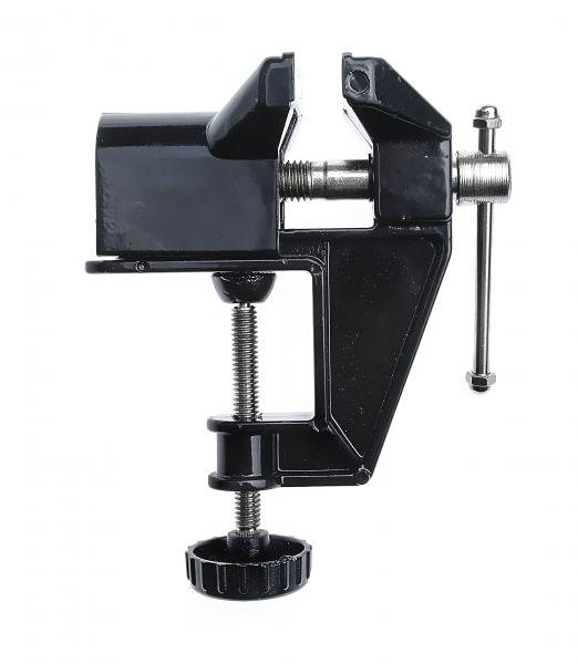 Мини тиски со струбциной ICM 651