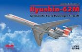 Пассажирский самолет ВВС Германии Ильюшин-62М