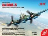 Немецкий бомбардировщик Ju 88A-5