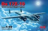 Ночной истребитель Дорнье Do 17Z-10