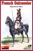 Французский кирасир наполеоновской войны