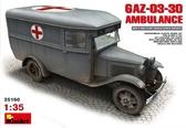 Санитарный автобус ГАЗ-03-30