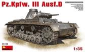 Средний танк Pz.III Ausf D