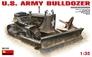 Американский армейский бульдозер MiniArt 35195 основная фотография