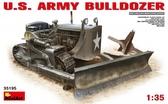 Американский армейский бульдозер