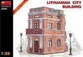 Литовское городское  здание