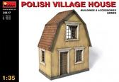 Польский деревенский дом