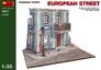 Европейская улица MiniArt 36011 основная фотография