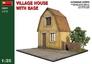 Деревенский дом с основанием MiniArt 36031 основная фотография