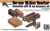 Снаряды, укупорка, ящики для GERMAN leFH18 105mm