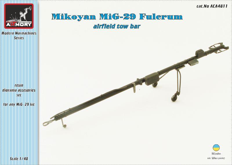 Аэродромное водило для самолета МиГ-29 Armory 4811