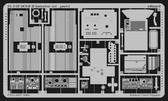 Фототравление 1/35 СКАД интерьер (рекомендовано для DRAGON)