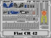 Фототравление 1/48 Фиат CR-42 (рекомендовано для Italeri)