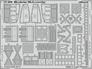 Фототравление 1/72 Blenheim Mk.I экстерьер (Airfix) Eduard 72589 основная фотография