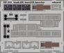 Фототравление 1/35 StuG III Ausf.F/8 интерьер (рекомендовано для Dragon 6644) Eduard 531 основная фотография