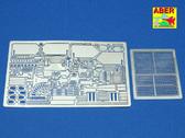 Базовый набор фототравления для Sd.Kfz.181Pz.Kpfw. VI(P)-Vol.1