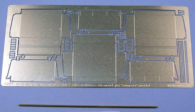Ящики позднего типа для КВ-1 или КВ-2 vol.5 Aber 35195
