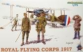 Пилоты британской авиации, 1917