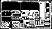 Фототравление 1/35 Churchill Mk.VII, для Tamiya