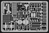 Фототравление 1/35 M3A1 Stuart интерьер (Academy)