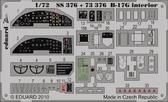Фототравление 1/72 B-17G интерьер (цветная, рекомендовано для Revell)