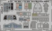 Фототравление 1/72 Си Харриер FRS1 (цветная, рекомендовано для Airfix)