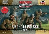 Польская пехота, 1939 г.