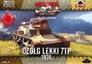 Легкий танк 7TP First To Fight 026 основная фотография