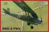 Учебно-тренировочный самолет RWD-8 PWS