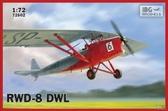 Учебно-тренировочный самолет RWD-8 DWL